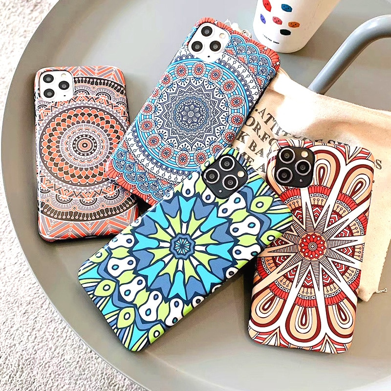Classical Kaleidoscope Phone Case 1