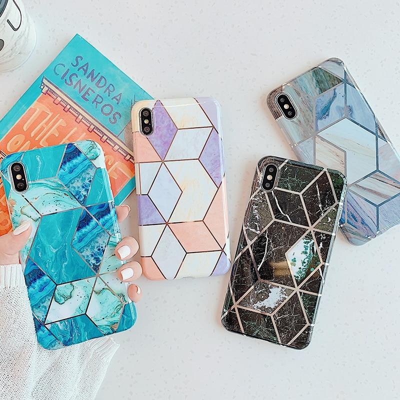 Fashion Marble Phone Case  1